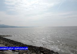 روزهای خوب و خوش دریاچه ارومیه +تصاویر