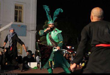 تعزیه(عکس: مجتبی محمدی-ایرنا)