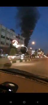 انفجار در شمال تهران سه مصدوم برجا گذاشت