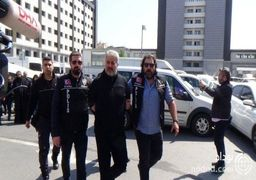 قاتل سعید کریمیان مدیر شبکه جم دستگیر شد + عکس