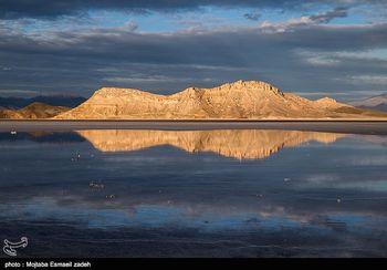 افزایش وسعت دریاچه ارومیه