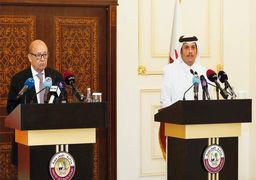 ورود پاریس به بحران عربی خلیج فارس