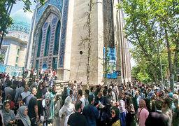 انتخابات تاریخ ساز / ایران به صف شد