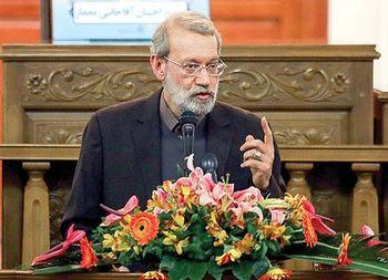 لاریجانی: یکی از معاونان رئیس جمهور اقتدار و جایگاه مجلس را خدشه دار کرده است