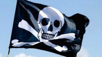 دزدان دریایی در اقیانوس آرام به کفشهای ملوانان هم رحم نکردند