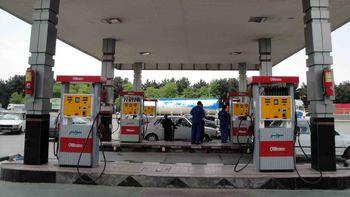 کاهش قابل توجه مصرف بنزین در کشور