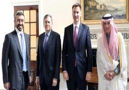 بیانیه ضد ایرانی آمریکا، انگلیس، امارات و عربستان سعودی