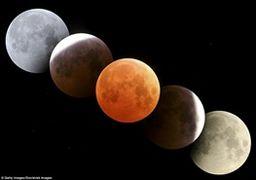 چرا امشب ماه خونین میشود؟