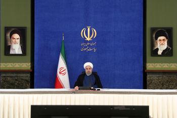 روحانی: آدرس لعن و نفرین مردم کاخ سفید است