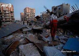 مردودی مسکن مهر در آزمون زلزله