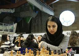 عکس عاشقانه خانم ورزشکار ایرانی و همسرش