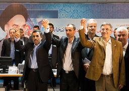 سناریوی تهدید به «افشاگری» احمدینژادیها / پروژه تحت فشار گذاشتن نظام از سوی تیم سه نفره