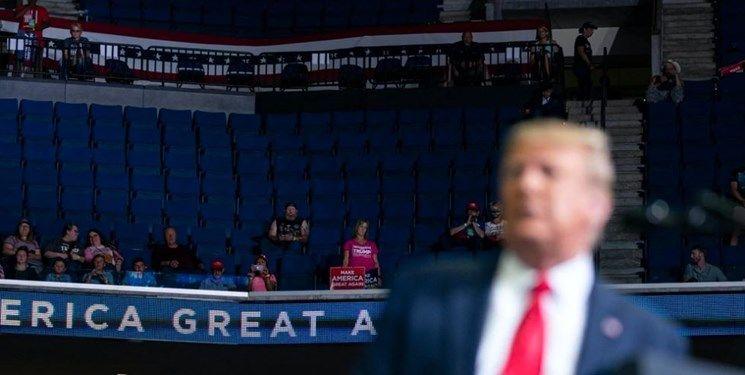 سندرز: ترامپ در تالسا شب بدی داشت؛ مردم دارند میفهمند که او شیاد است