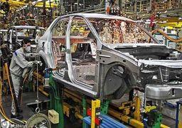 جاماندگی در صادرات قطعه خودرو