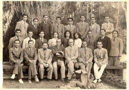 عکس دورهمی اولین زنان دانشجو در ایران