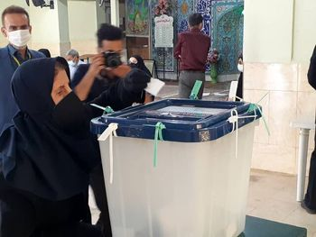 آغاز شمارش انتخابات دور دوم مجلس یازدهم