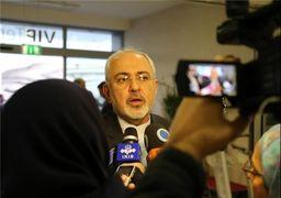 ظریف از خبرنگاران عذرخواهی کرد