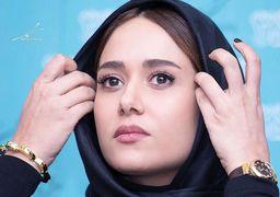 پاسخ پریناز ایزدیار به واکنشها درباره تغییر چهرهاش +عکس