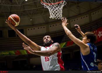 بسکتبال ایران امروز بدنبال تاریخ سازی در آسیا