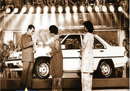 پدر «پروتون» در فکر ساخت دومین خودرو ملی مالزی + عکس