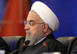 حسن روحانی: لازم باشد گامهای بعدی کاهش تعهدات برجامی را برمیداریم