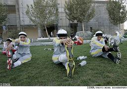 انقلاب یک زن در فوتبال ایران+ عکس