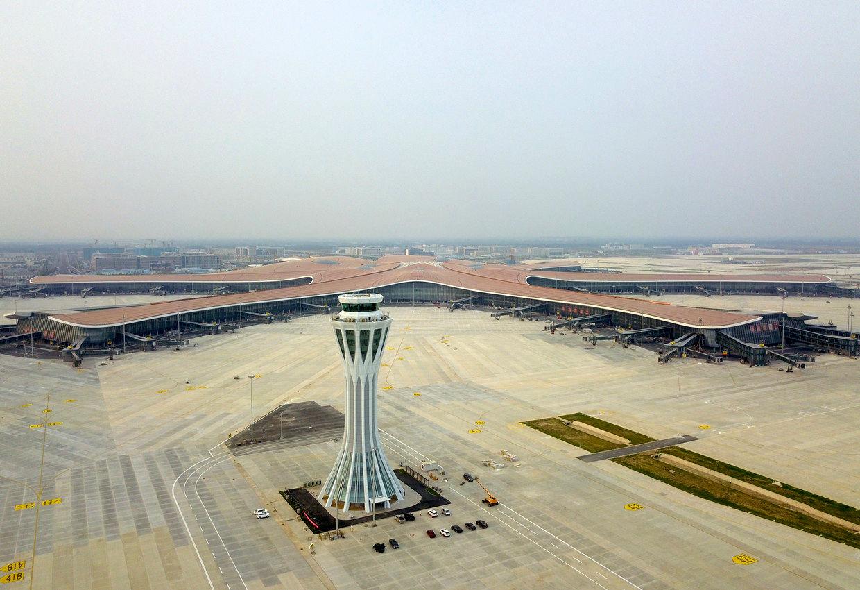فرودگاه داکسینگ پکن 4