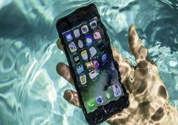 بهترین راهکار ها برای گوشی موبایل افتاده در آب