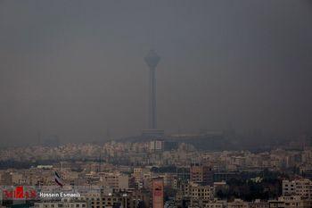 نسخه فوری بانک جهانی برای  آلودگی هوای تهران