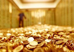رشد قیمت طلا در بازارهای جهانی