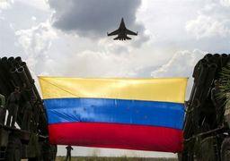 تهدید هواپیمای آمریکایی توسط جنگنده ونزوئلایی