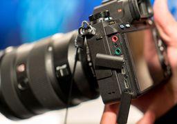 دوربین فوق حرفهای تازه سونی از راه رسید