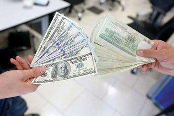 نرخ دلار و یورو در بازار دوم مشخص شد