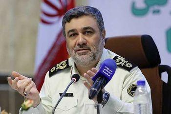 فرمانده ناجا: از سلبریتیها به دلیل بیاحترامی به پلیس شکایت کردیم