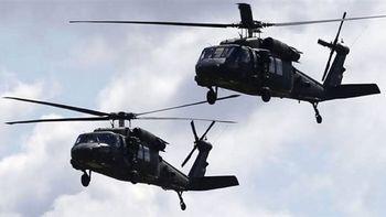 پرواز مشکوک هواپیماهای آمریکایی بر آسمان عراق