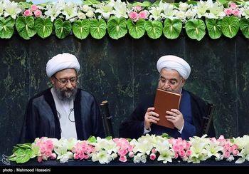 حسن روحانی : از صف بازندگان برجام خارج شوید
