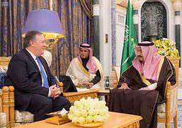 رئیس «سیا» با شاه سعودی دیدار کرد