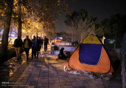 استاندار تهران اعلام خروج مردم از تهران را تکذیب کرد
