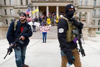 احتمال درگیری مسلحانه پیش از انتخابات