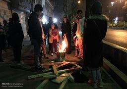 زلزله شب گذشته تهران زلزله اصلی بود