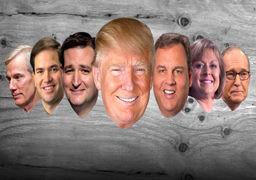 مردان احتمالی کابینه ترامپ