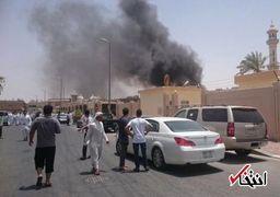 عربستان ایران را به دست داشتن در حمله موشکی امروز به ریاض متهم کرد