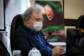 نامه وزیر بهداشت به ملت ایران
