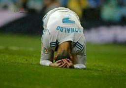 واکنش باشگاه رئال مادرید به اتهام رونالدو