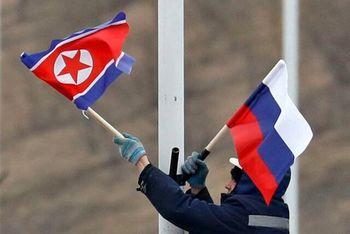 مذاکره نظامی روسیه و کره شمالی