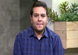 فیلم  واکنش علی دایی و روزنامه جوان به مجری هتاک تلویزیون