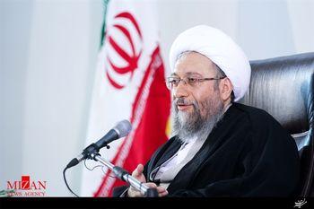 آملی لاریجانی: برخی اخلالگران اقتصادی مشمول مفسد فی الارض هستند