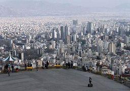 سکونت در مجاورت «بام تهران»