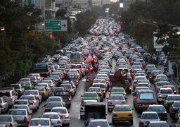 محدودیتهای ترافیکی شنبه در تهران