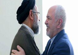 وزیر اطلاعات و معاونینش به دیدار ظریف رفتند